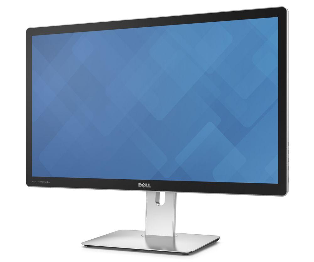LED monitor DELL UP2715K UltraSharp 27 LED monitor, 16:9, 5120 x 2880, 3H IPS, 1000:1, 8 ms, 5x USB, 2x DP, 1x miniDP, čtečka, 3YNBD on-site 210-ADRZ