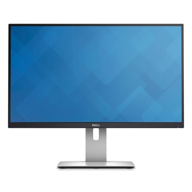 LED monitor DELL UltraSharp U2515H 25 LED monitor, 16:9, 2560 x 1440, 3H IPS, 1000:1, 8 ms, 5 x USB, DP, mDP, 2 x HDMI, 3YNBD on-site 210-ADZG