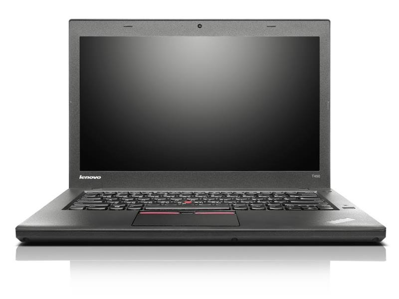 "Notebook Lenovo ThinkPad T450 Notebook, i5-5200U, 4 GB, SSHD 500GB, 14""HD+, W7P+W8.1P, 3yOnSite 20BV001CMC"