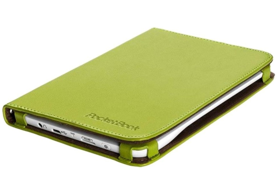 Pouzdro POCKETBOOK zelené Pouzdro, pro elektronické čtečky knih 614/623/624/626 PB, zelené PBPUC-623-GR-L