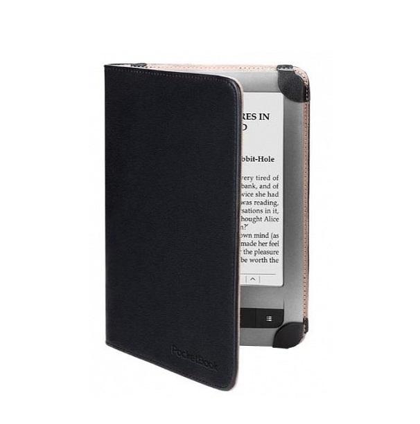Pouzdro POCKETBOOK černá/béžová Pouzdro, pro elektronické čtečky knih 614/623/624/626 PB, černá/béžová PBPUC-623-BC-L