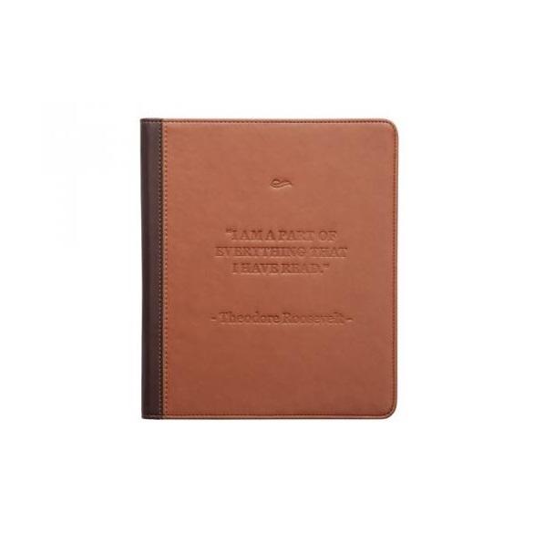 Pouzdro POCKETBOOK hnědé Pouzdro, pro elektronickou čtečku knih PocketBook 840 InkPad PBPUC-840-BR