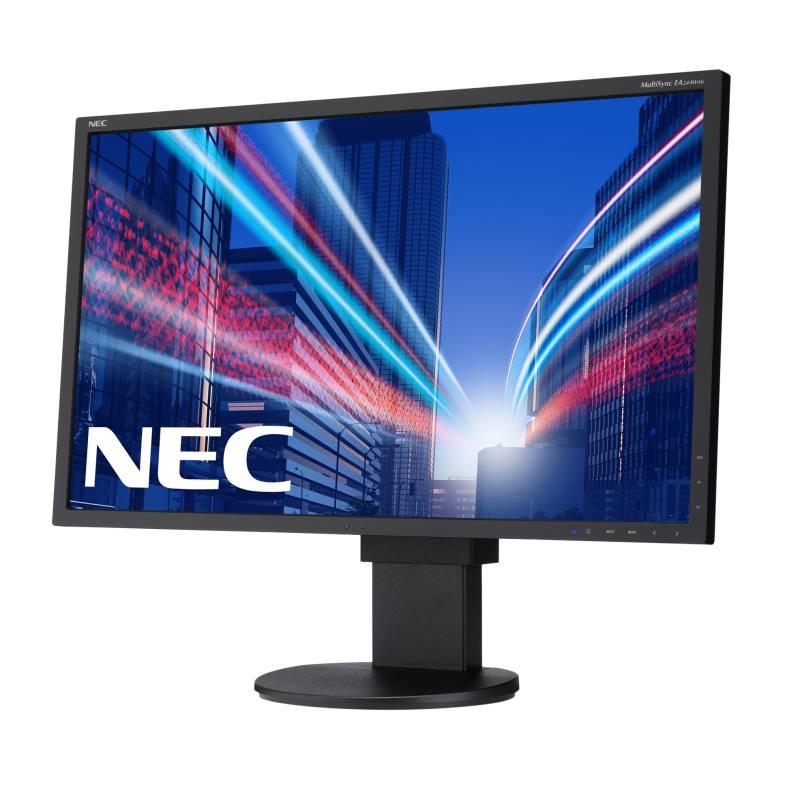 LED monitor NEC V-Touch 2410w 5U 24 LED monitor, dotykový, 1920x1200, 1000:1, 6ms, IPS, DP, HDMI, DVI, D-SUB, USB, Repro, resistivní VT2410w 5U