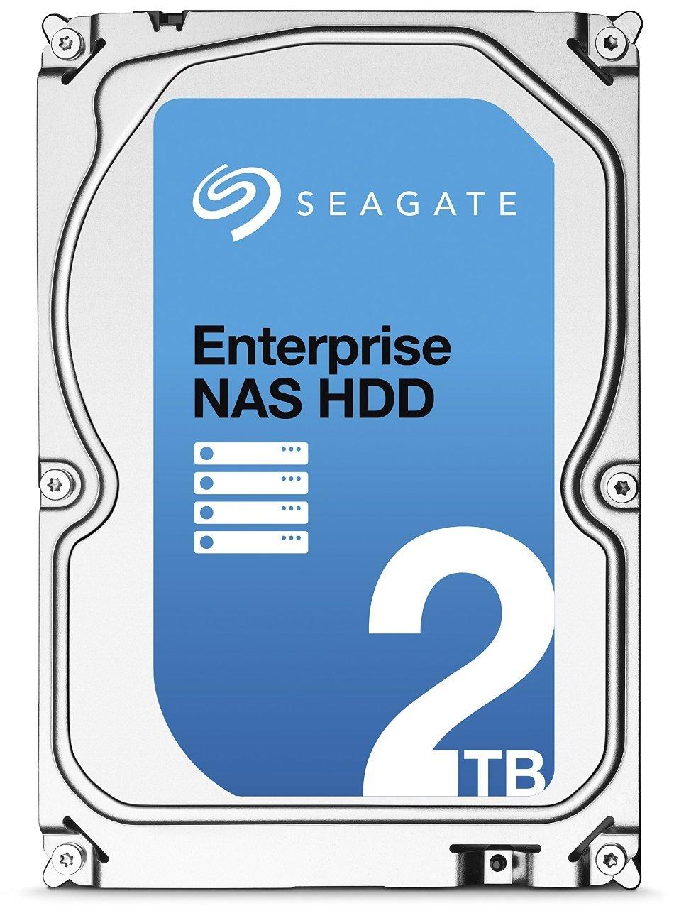 Pevný disk Seagate Enterprise NAS 2 TB Pevný disk, ST2000VN0001, SATA600, Interní 3,5, 7200RPM, 128MB cache ST2000VN0001
