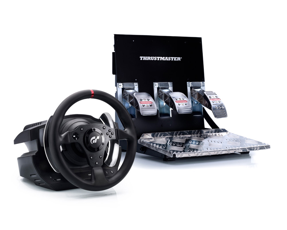 Volant THRUSTMASTER T500 RS Volant, pedály, pro PS3, PC 4160566