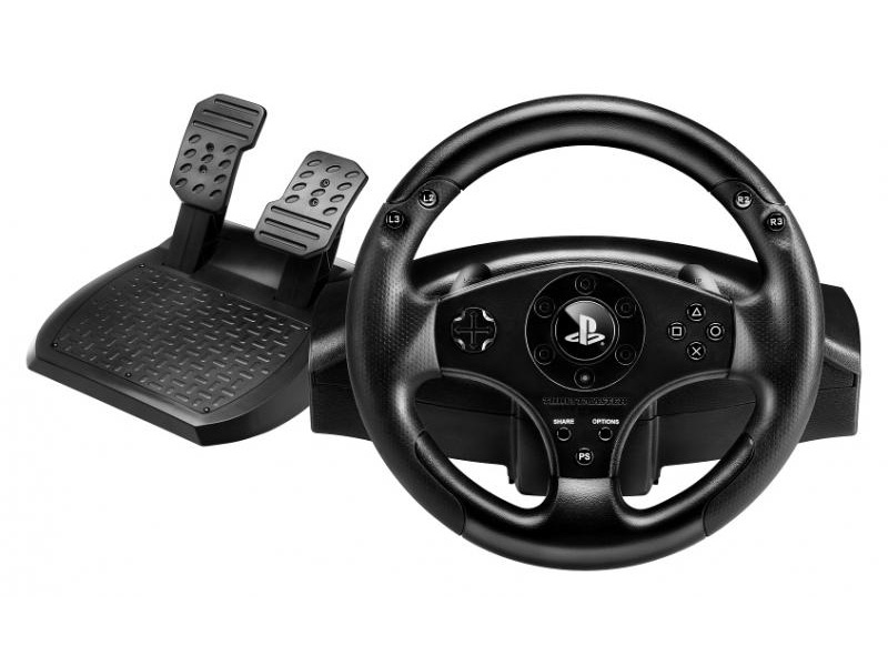 Volant THRUSTMASTER T80 Volant, pedály, pro PS4, PS3 4160598