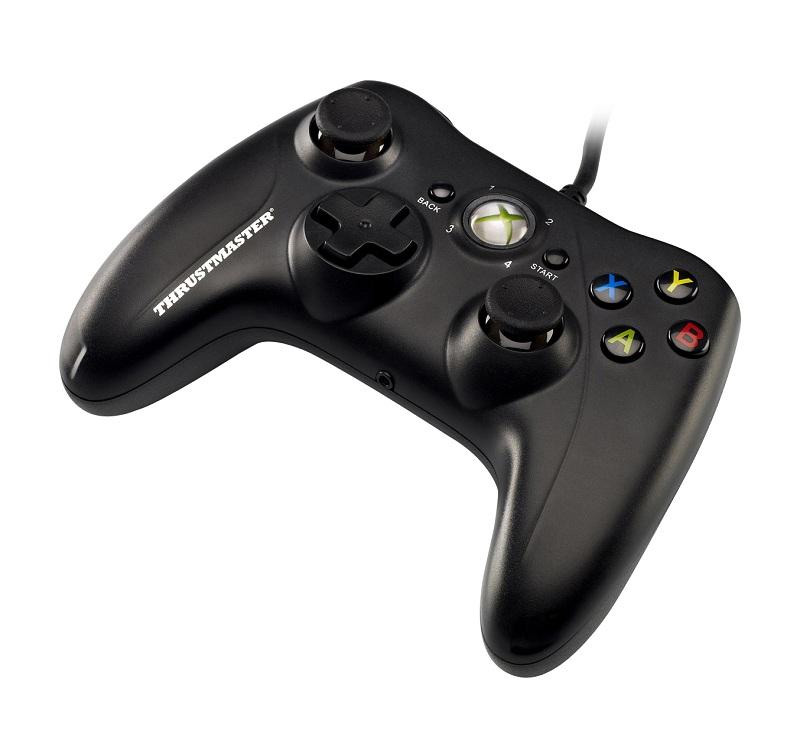Gamepad THRUSTMASTER GPX 360 Gamepad, pro PC, Xbox 360, vibrace, USB 4460091