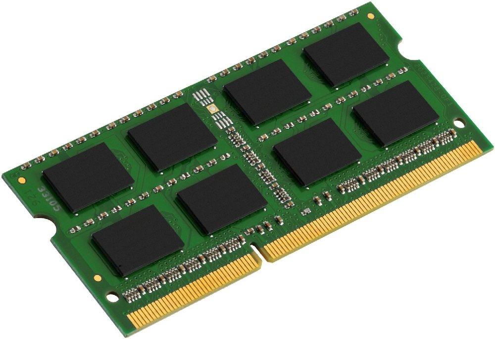 Operační paměť KINGSTON 4 GB DDR3 1600 MHz Operační paměť, 1600 MHz, DDR3L, Non-ECC, CL11, SODIMM, 1.35V KVR16LS11/4
