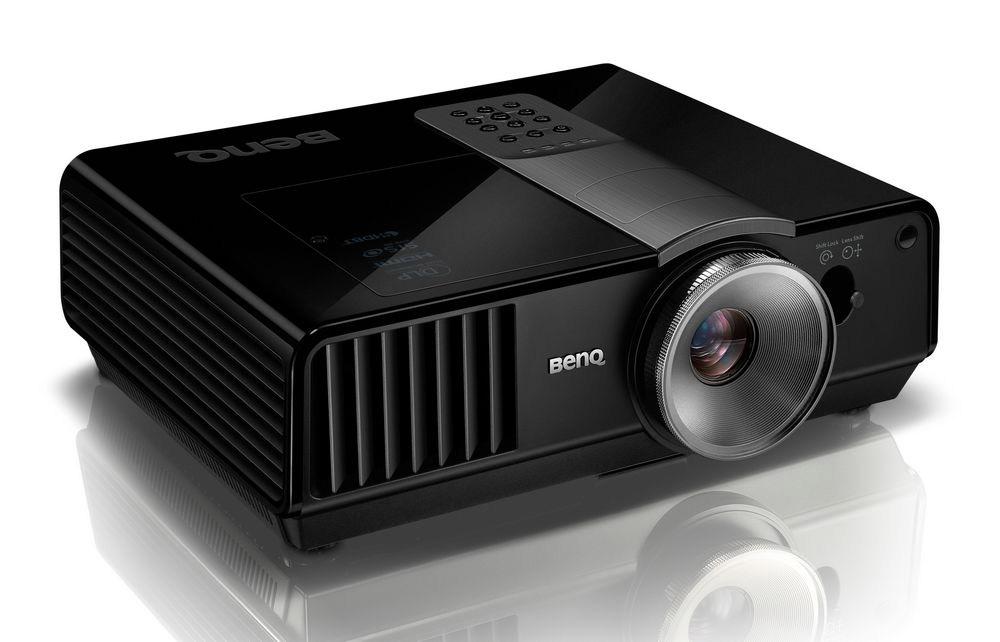 Projektor BenQ SU964 Projektor, DLP, WUXGA, 6000 ANSI, 8300:1, VGA, HDMI, LAN 9H.JD577.16E