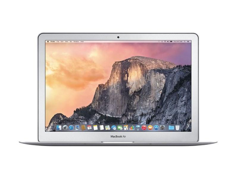 Notebook Apple MacBook Air 11 Notebook, i5 Dual-core 1.6GHz, 4 GB, 128 GB SSD, Intel HD Graphics 6000 CZ KB mjvm2cz/a
