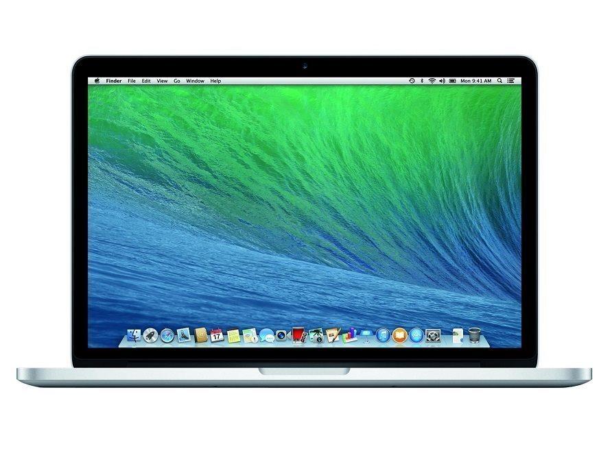 Notebook Apple MacBook Pro 13 Retina Notebook, Dual-Core i5 2.7GHz, 8GB, 128GB SSD, Intel Iris 6100, CZ KB mf839cz/a