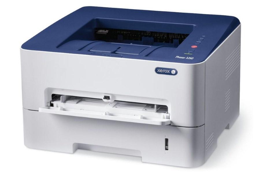 Laserová tiskárna Xerox Phaser 3260 Černobílá laserová tiskárna, A4, 28ppm, PS/PCL, Ethernet, Wifi 3260V_DNI