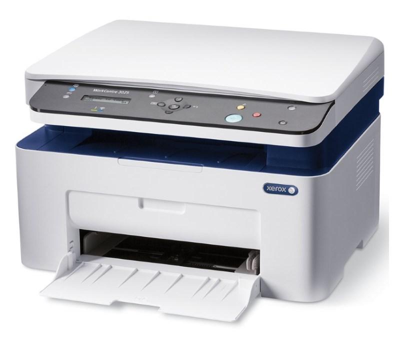 Multifunkční tiskárna Xerox WorkCentre 3025Bi Černobílá multifunkční laserová tiskárna, A4, 20ppm, 128MB, USB, WiFi, GDI 3025V_BI