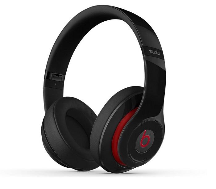 Sluchátka Beats by Dr. Dre Studio 2.0 černá Sluchátka, drátová, náhlavní, uzavřená, pouzdro, Black MH792ZM/A