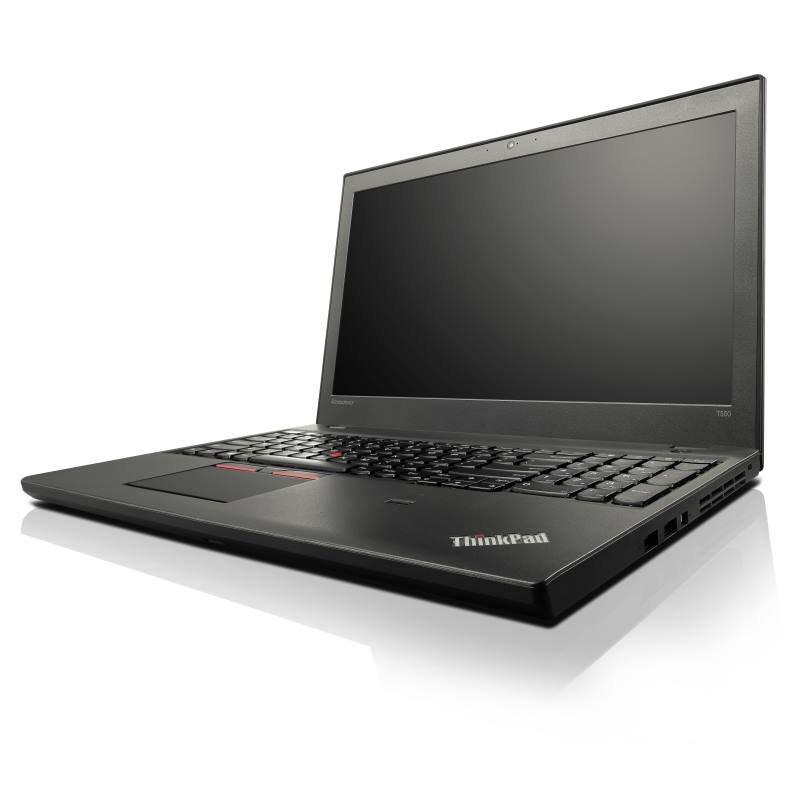 Notebook Lenovo ThinkPad T550 Notebook, i7-5600U, 8GB, SSD 256GB, 15.5 3K IPS, nVidia GF 940M, 4G+LTE, W7P+W8.1P, 3yOnSite 20CK0000MC