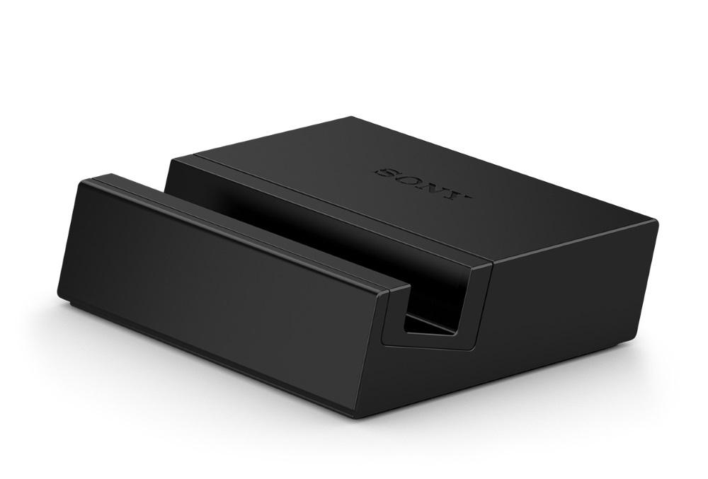 Nabíječka Sony DK48 Magnetic Charging Dock Nabíječka, magnetická, pro Sony Xperia Z3, Xperia Z3 Compact, černá 1288-8967