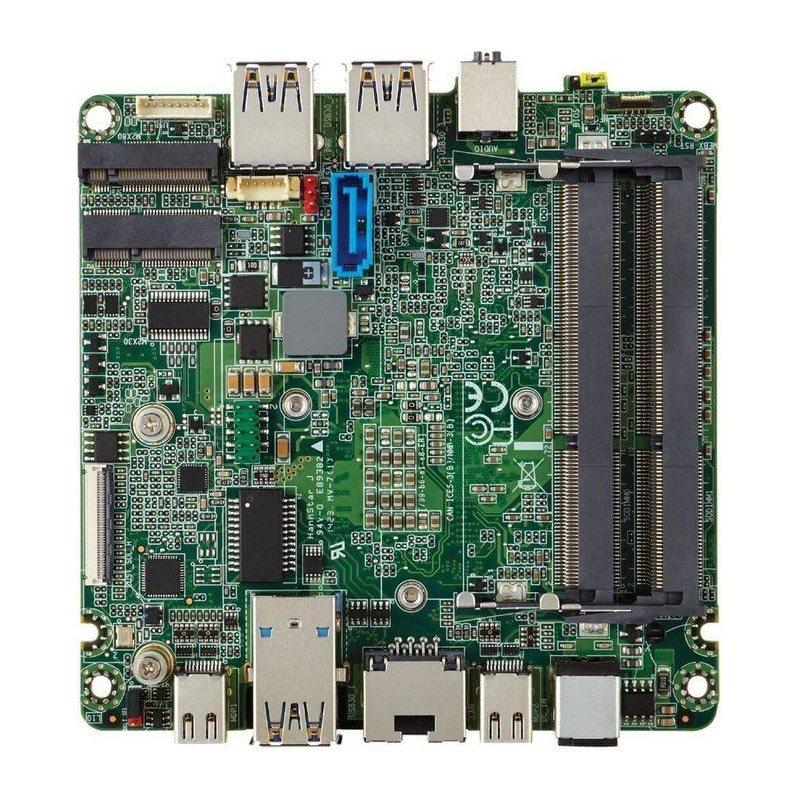 Základní deska Intel NUC 5I3MYBE Základní deska, i3-5010U, USB3, mDP, LAN, pozice pro WiFi modul, M.2 slot BLKNUC5I3MYBE