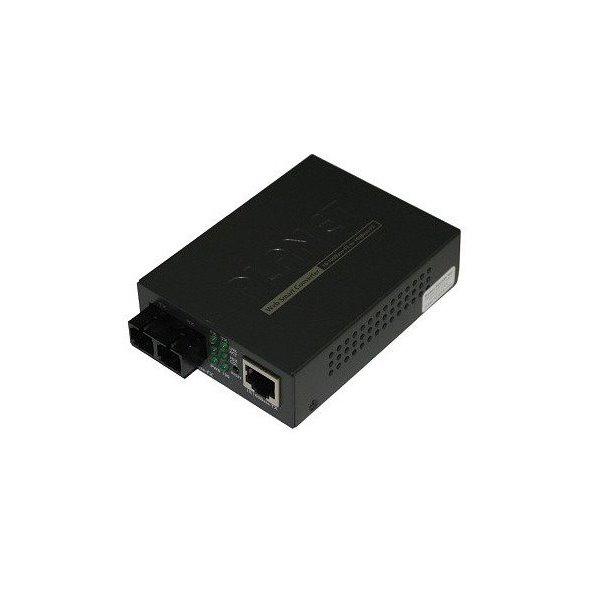 Konvertor PLANET FT-802 Konvertor, 10/100 RJ45 na 100 SC MM, multimode, 2km FT-802