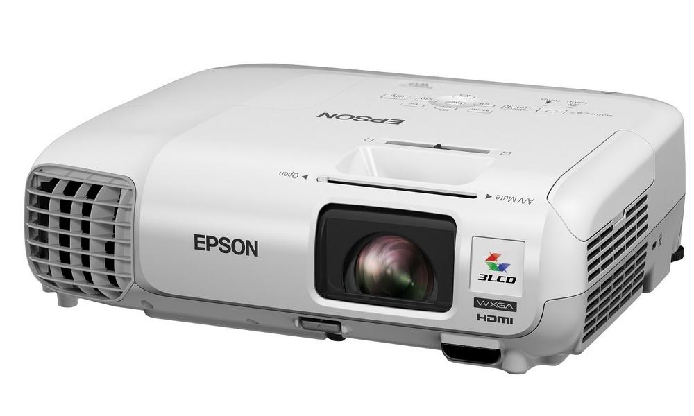 Projektor EPSON EB-W29 Projektor, WXGA, Business 3LCD, 3000 ANSI, 10 000:1, HDMI, USB 3-in-1 V11H690040