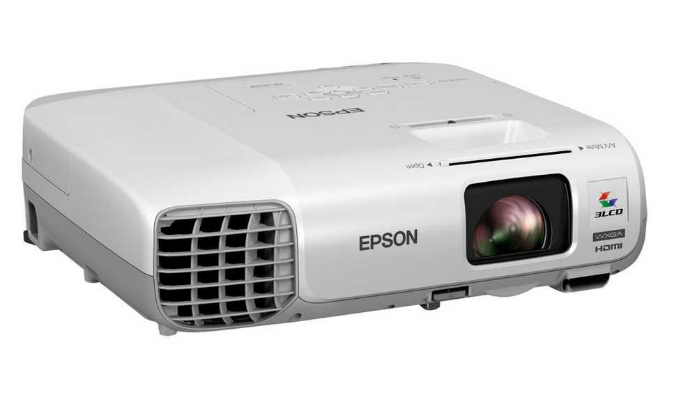 Projektor EPSON EB-955WH Projektor, WXGA, Business 3LCD, 3000 ANSI, 10 000:1, HDMI, USB 3-in-1, LAN V11H683040