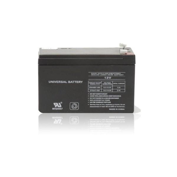 Baterie EUROCASE NP7-12 Baterie do záložních zdrojů UPS, 12VC, 7Ah NP7-12