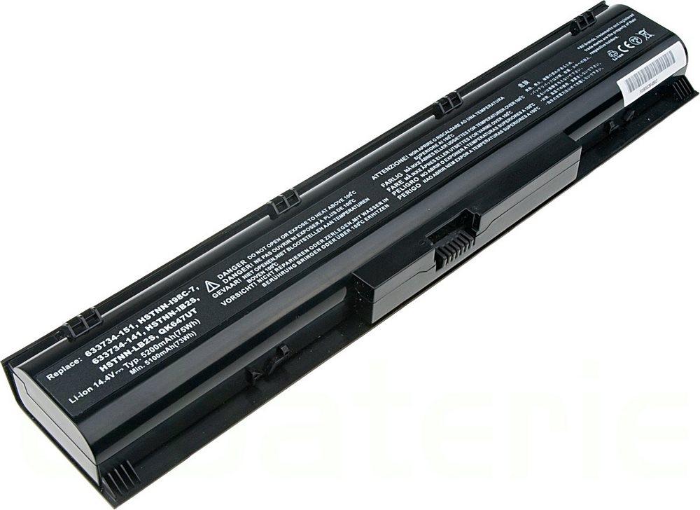 Baterie TRX pro notebook HP 5200 mAh Baterie, pro notebook, 8 článková, 14,4/14,8V, 5200 mAh, HP ProBook 4730s, 4740s TRX-HSTNN-IB2S