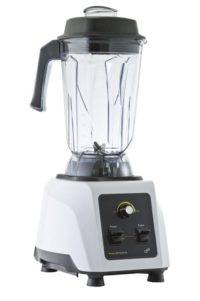 Mixér G21 Perfect Smoothie bílý Mixér, 35000ot/min, 1500W, 2,5l, bílý GA-GS1500W
