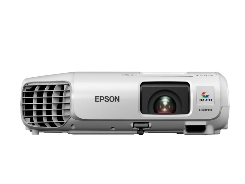 Projektor EPSON EB-98H Projektor, 3LCD, Business, XGA, 3000 ANSI, 10 000:1, HDMI, USB 3-in-1, LAN V11H687040