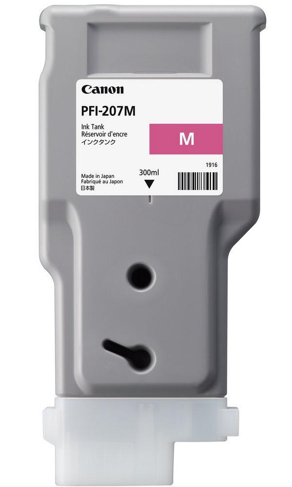 Canon  Zásobník inkoustu PFI-207M 300ml