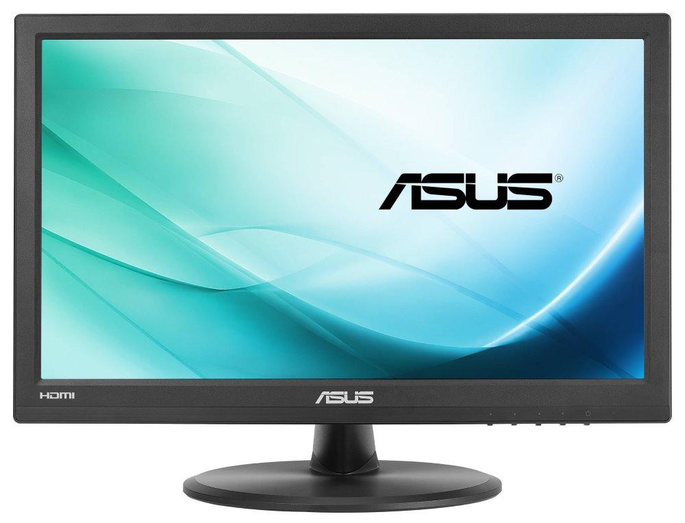 LED monitor ASUS VT207N 19,5 LED monitor, dotykový, 1600x900, 16:9, 5ms, 250cd/m2, DVI-D, D-Sub, VESA, černý 90LM00T3-B01170