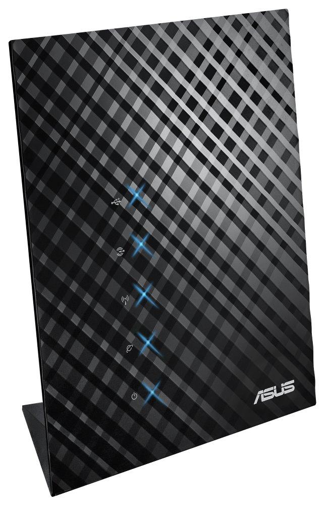 Router ASUS RT-N14U BLACK Router, 802.11b/g/n, AP, 4x LAN, 1x WAN, USB 90IG0080-BM3000