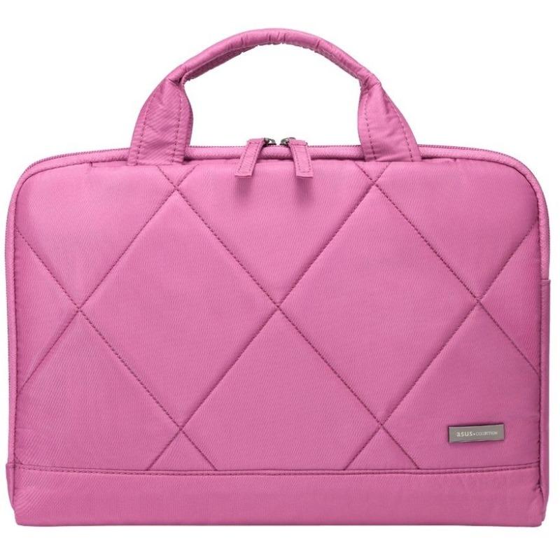 Pouzdro ASUS AGLAIA CARRY SLEEVE 11,3 růžové Pouzdro, pro notebook, do 11,3, růžové 90XB0250-BSL000