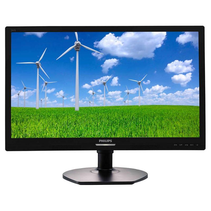 LED monitor PHILIPS 241S6QYMB 24 LED monitor, 24, 1920x1080, 20mil:1, 5ms, VGA, DVI-D, DP, repro, pivot 241S6QYMB/00