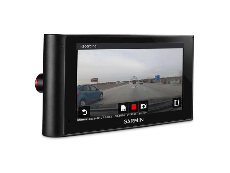 Autonavigace GARMIN nuviCam Lifetime Europe 45 Autonavigace, vestavěná HD kamera, 6 displej, Bluetooth 010-01378-02