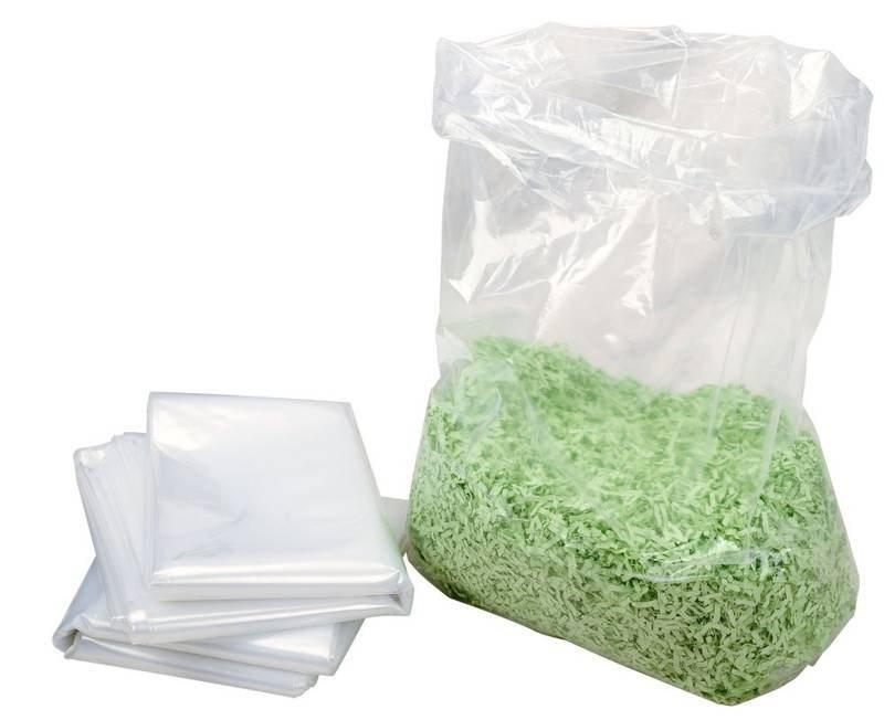 Odpadní pytel HSM pro B26, B32, 125.2 Odpadní pytel, pro HSM B26, B32, 125.2, průhledný 1133995000