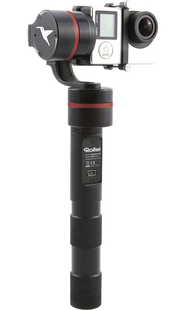 Stabilizátor Rollei eGimbal G4 Stabilizátor, elektronický, pro kamery GoPro HERO 21598