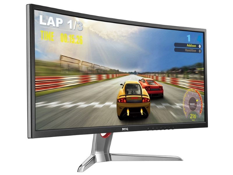LED monitor BENQ Curved XR3501 35