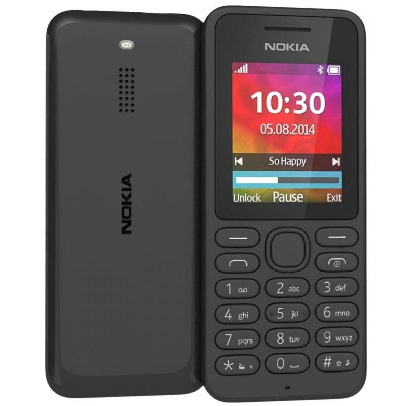 Mobilní telefon Nokia 130 Mobilní telefon, 1,8 TFT, černý A00022171