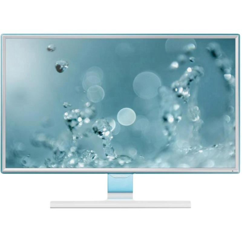 LCD monitor Samsung S24E391 23,6 LCD monitor, FullHD, 1920x1080, PLS, 16:9, 4ms, 250cd/m2, 1x D-SUB, 1x HDMI, bílý LS24E391HL/EN