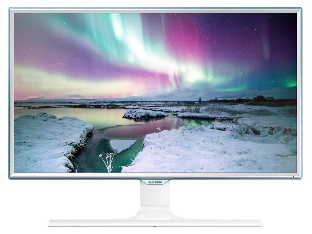 LCD monitor SAMSUNG S24E370 23,6 LCD monitor, 23,6, Full HD, 1920 x 1080, PLS, 16:9, 250 cd/m2, 1 x D-SUB, 1 x HDM, 1 x DP LS24E370DL/EN