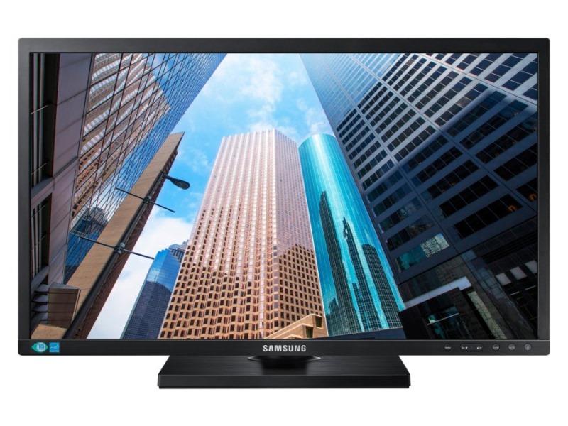 LCD monitor SAMSUNG S24E450 23,6 LCD monitor, FullHD, 1920x1080, TN, 16:9, 300cd/m2 LS24E45KBL/EN