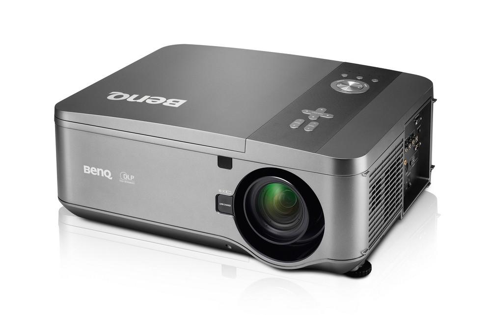 Projektor BenQ PU9530 Projektor, WUXGA, Projektor, DLP, 6000 ANSI, 2800:1, VGA, HDMI, LAN, dual lamp 9H.JDL77.26E