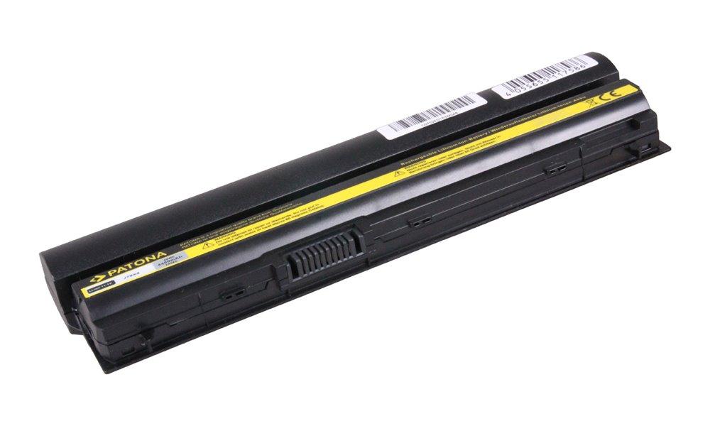 Baterie PATONA pro Dell 4400 mAh Baterie, pro notebook, 4400mAh, Li-Ion, 11,1V, 6-článková, pro Dell Latitude E6120