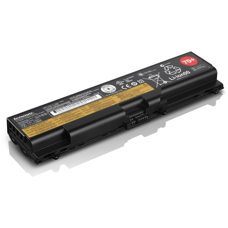 Baterie Lenovo ThinkPad 70+ Baterie, pro Lenovo ThinkPad L412,L512,L430,L530,T410,T420,T430,T510,T520,T530,W510,W520,W530, 6 článková, Li-Ion 0A36302