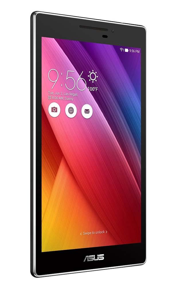 Tablet ASUS Zenpad C7 Z170C-1A030A Tablet, x3-C3200, 1GB, 16GB, 7 IPS, 1024x600, GPS, BT, Wi-Fi, Android 5.0, černý Z170C-1A030A