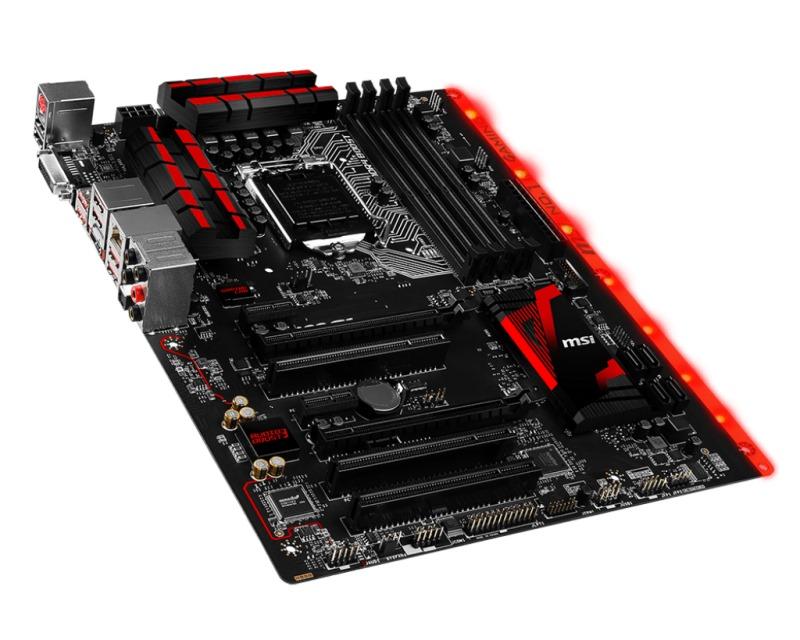 Základní deska MSI B150A GAMING PRO Základní deska, IntelB150, LGA1151, ATX B150A GAMING PRO