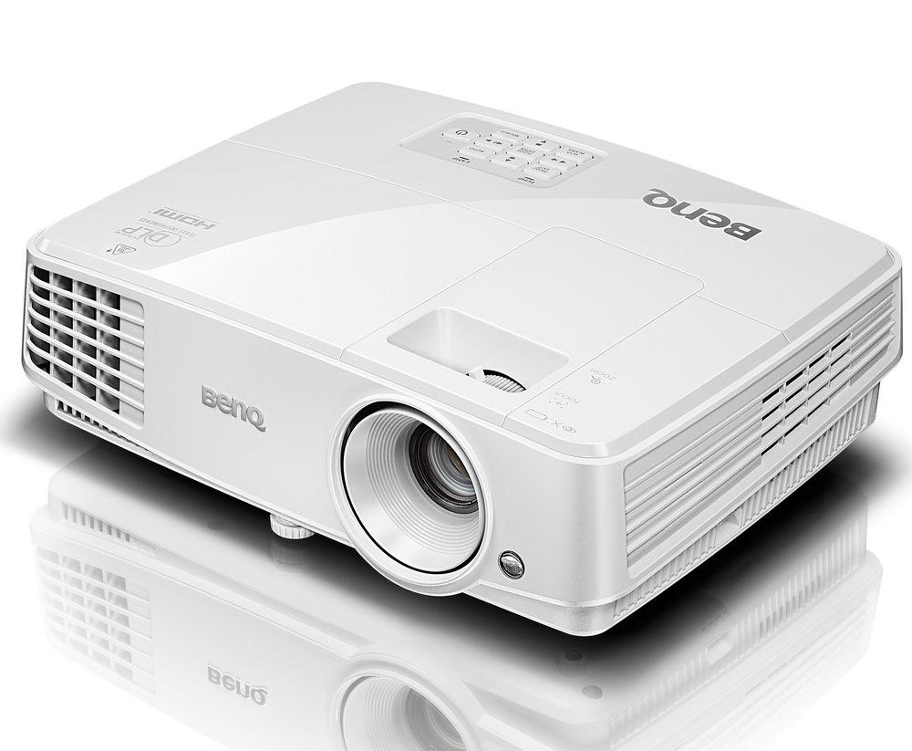 Projektor BenQ MW571 Projektor, WXGA, DLP, 3200 ANSI, 13000:1, VGA, HDMI, LAN 9H.JEM77.13E