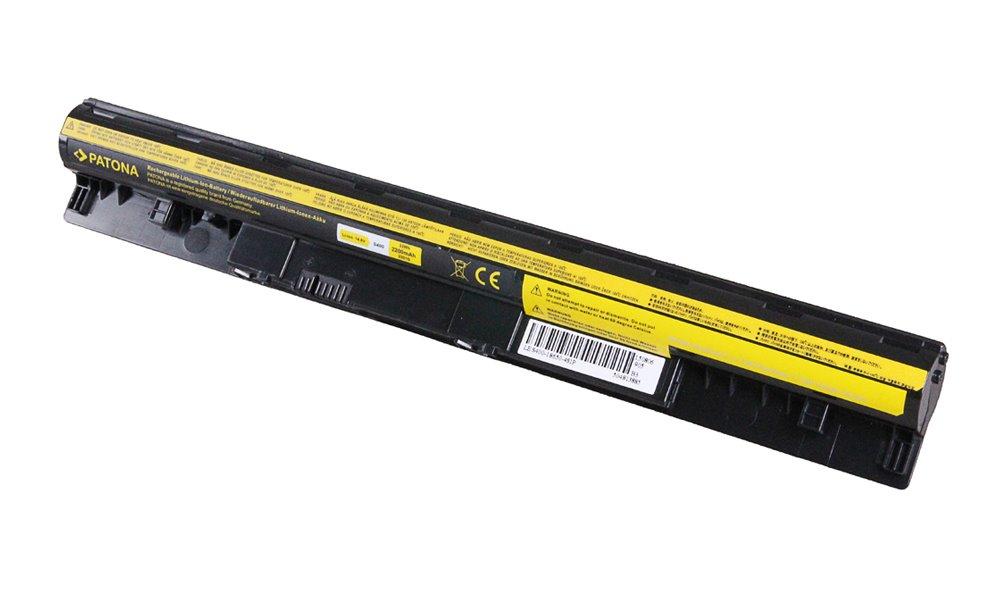Baterie PATONA pro Lenovo 2200mAh Baterie, pro notebook IdeaPad S300, S300-a, S300-bni, S310, S400, S400-ith, S400u, S400 Touch, S405, S405-asi, S410, S415, Li-Ion, 2200mAh, 14.8V PT2351