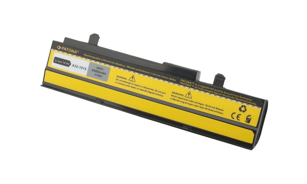 Baterie PATONA pro Toshiba 4400mAh Baterie, pro notebook Toshiba Satellite C50, Li-Ion, 4400mAh, 10.8V PT2352