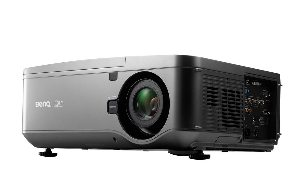 Projektor BenQ PW9520 Projektor, WXGA, DLP, 6000 ANSI, 2800:1, VGA, HDMI, LAN, dual lamp 9H.JDF77.26E